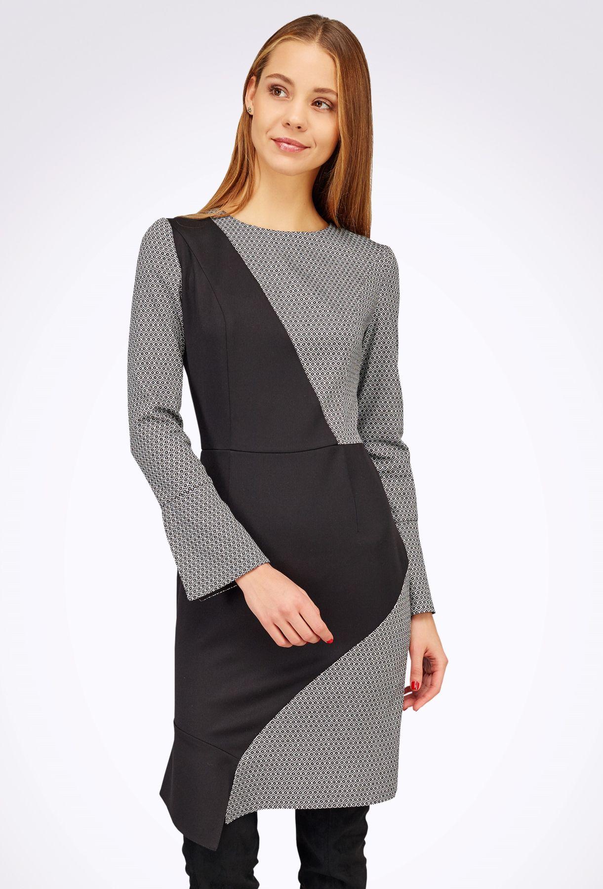 Платье 5450 - CAT ORANGE Интернет магазин женской одежды в Украине ... 86d7c54c77d