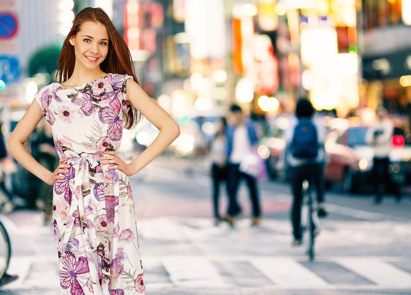 395f313d96f763 Ідеальна літня сукня - CAT ORANGE Інтернет магазин жіночого одягу в ...