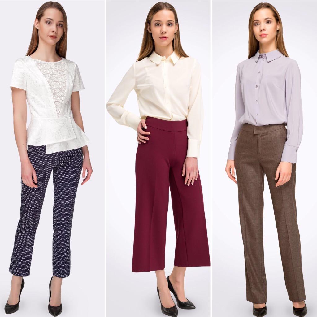 Что ждет модниц завтра, от каких фасонов и цветов будут сходить с ума  женщины  Об этом и не только – в нашем обзоре модных тенденций женских брюк  в новом ... 7d62d09ccf2