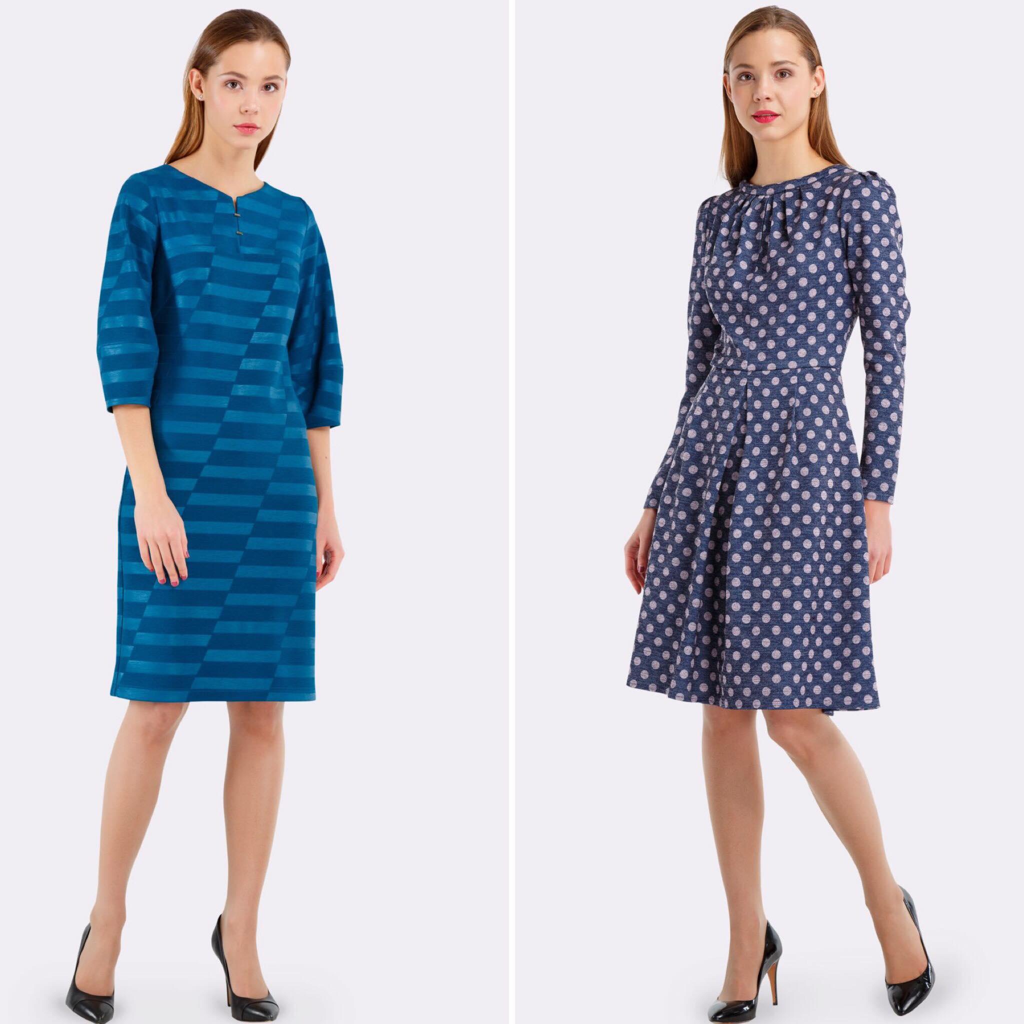 Якщо ви вдягнете ділову сукню на корпоратив і зумієте правильно підібрати  образ e17fe06795f41