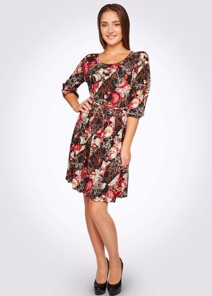 Сукня 5328 - CAT ORANGE Інтернет магазин жіночого одягу в Україні. Модний жіночий  одяг від виробника. ada98480a2593