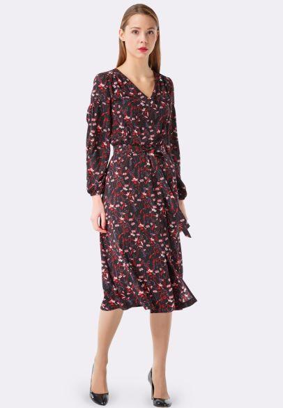 Платье 5505 - CAT ORANGE Интернет магазин женской одежды в Украине ... 42ab934e6f6