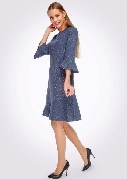 Платье 5449 - CAT ORANGE Интернет магазин женской одежды в Украине ... df252ad358c