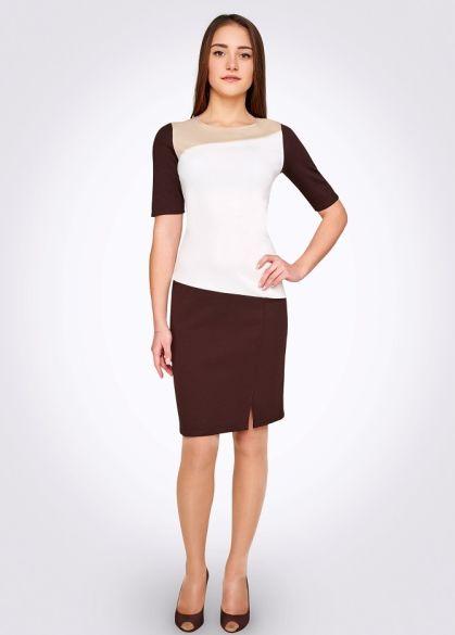 Платье 5290 - CAT ORANGE Интернет магазин женской одежды в Украине ... 64ac1ed771d